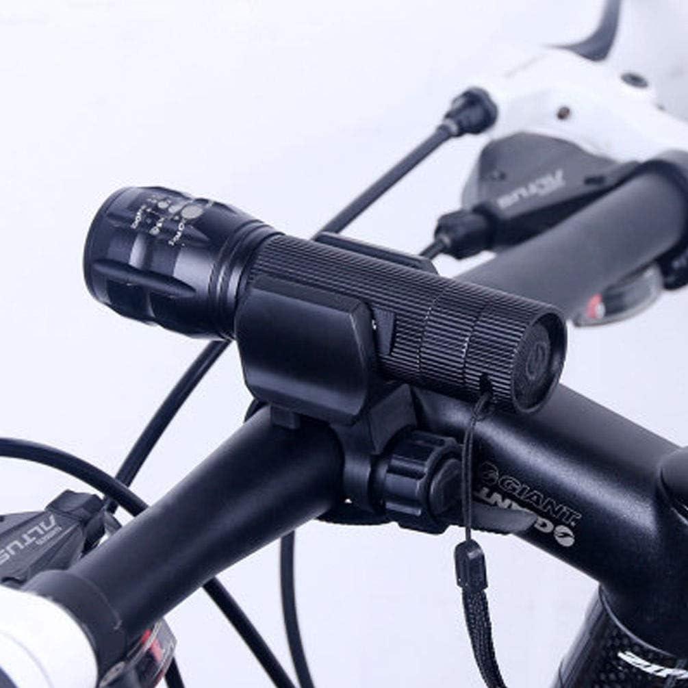 Dsrong Universal Bike Flashlight Holder Bike Light Mount