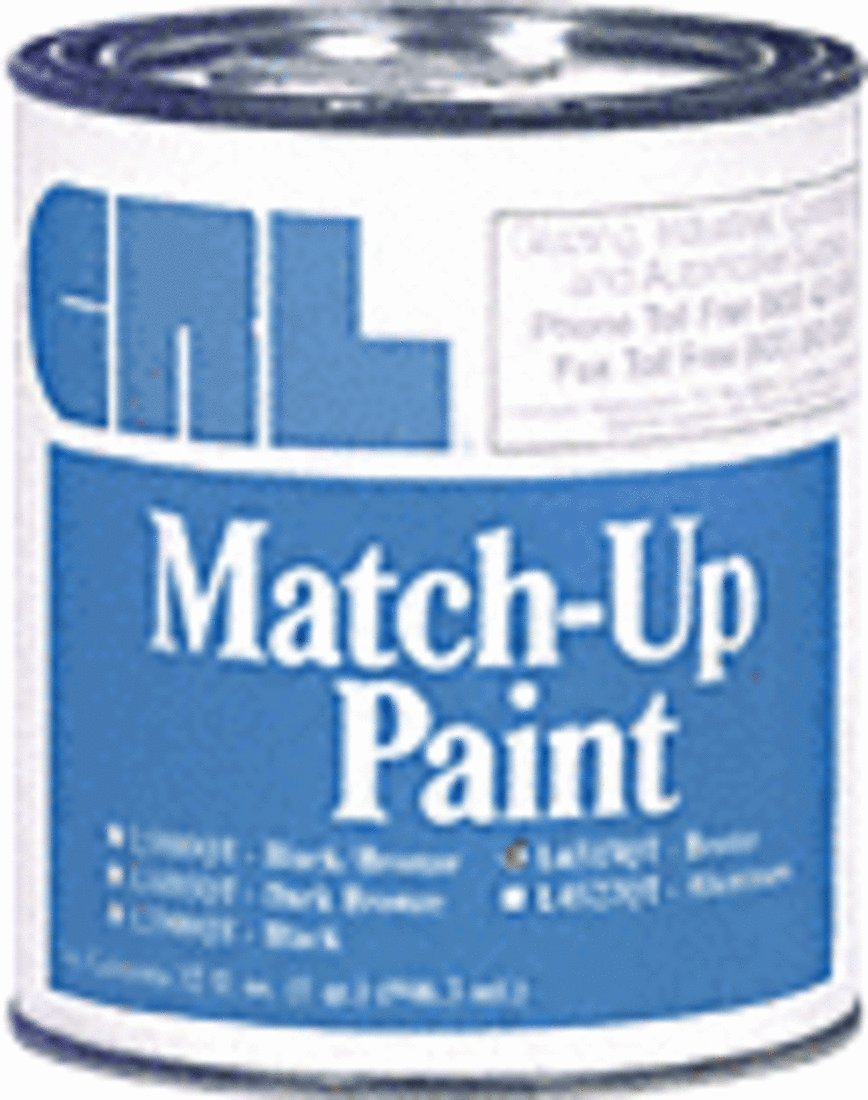 CRL Medium Bronze Match-Up Paint - Quart by C.R. Laurence
