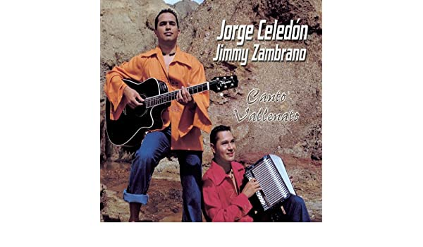 Canto Vallenato by Jorge Celedon & Jimmy Zambrano on Amazon Music - Amazon.com