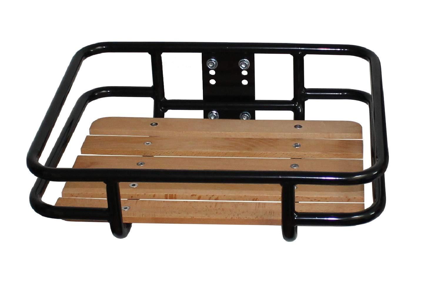 P4B con ladefläche VR–Portaequipajes, Color Negro, One Size PAVGB|#Parts 4 Bikes 20 0 70 120