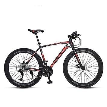 City Bike 27 Velocità Bicicletta Mountain Bike Con Freno A Disco