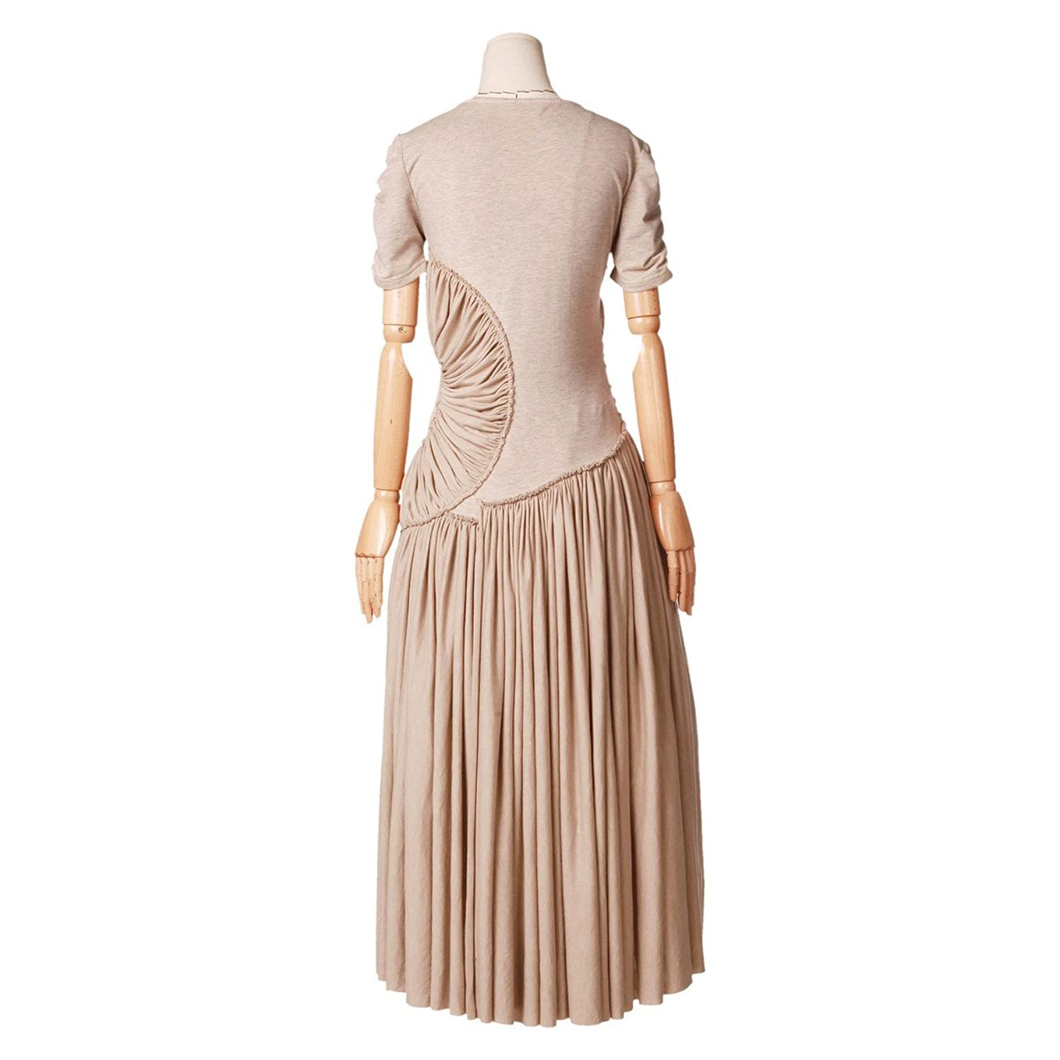 Artka Women's Ancient Greece Free Draping Pleats Waist Forepart Dress ZA10141X