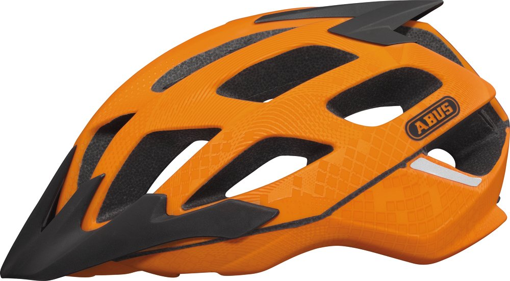 Amazon.com : ABUS Hill Bill ZoomPro II signal orange (Size: L 58-62 cm) : Bike Helmets : Sports & Outdoors