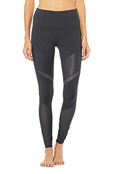 Amazon.com: Alo Yoga Womens High-Waist Sheila Legging ...