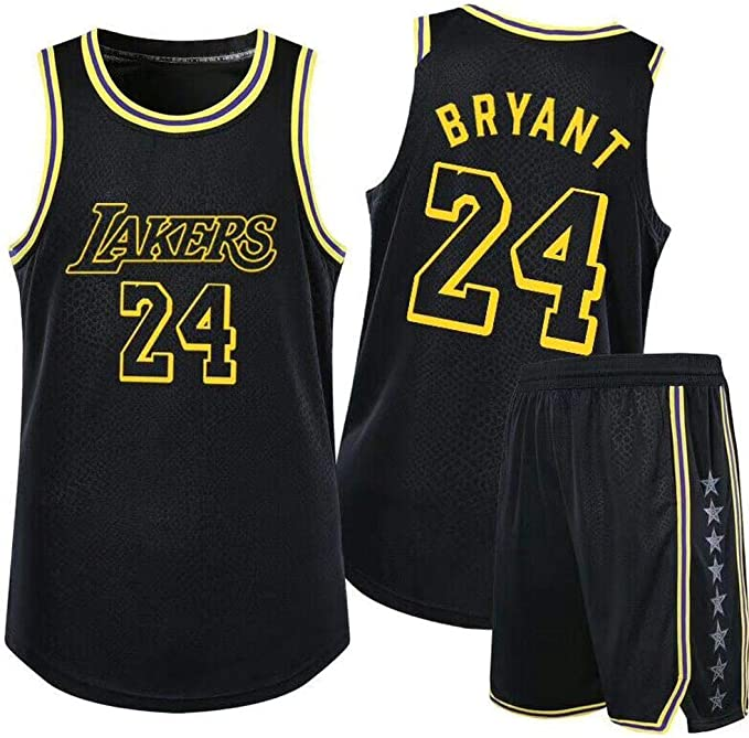 LHDDD NBA Baloncesto Uniformes James Lakers Jersey 23, Pelota ...