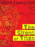 Front cover for the book The Sirens of Titan by Kurt Vonnegut