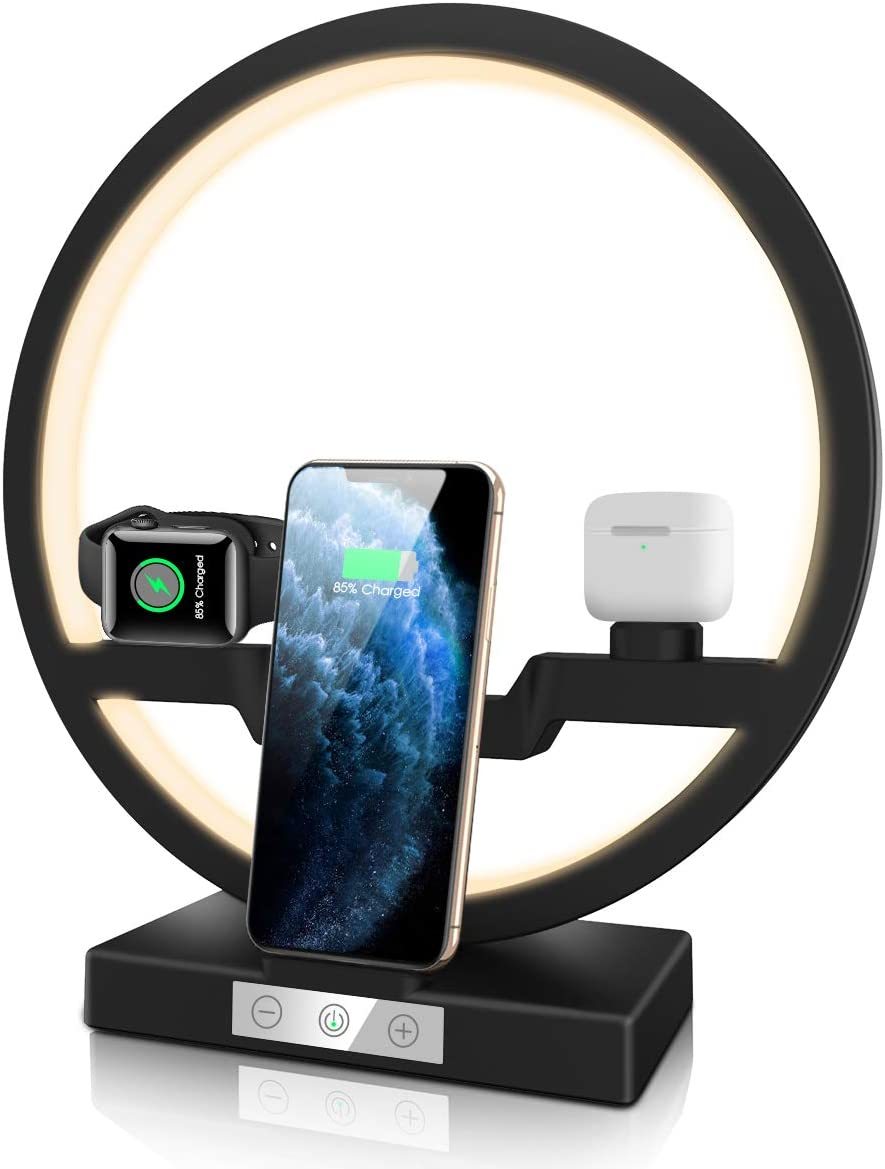 LECHLY Wireless Charger 4-in-1