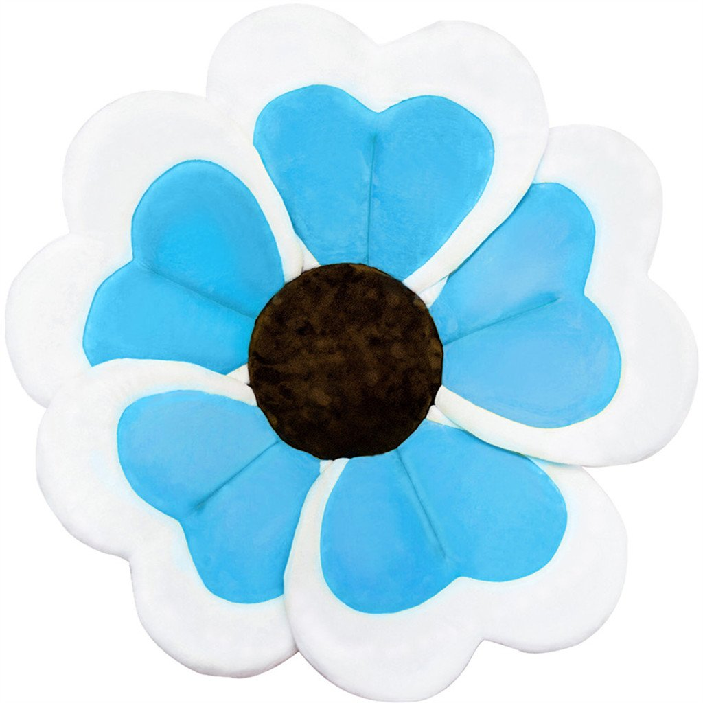 Amazon.com : VERNASSA - Baby Bath Flower Baby Bath (Blue) : Baby