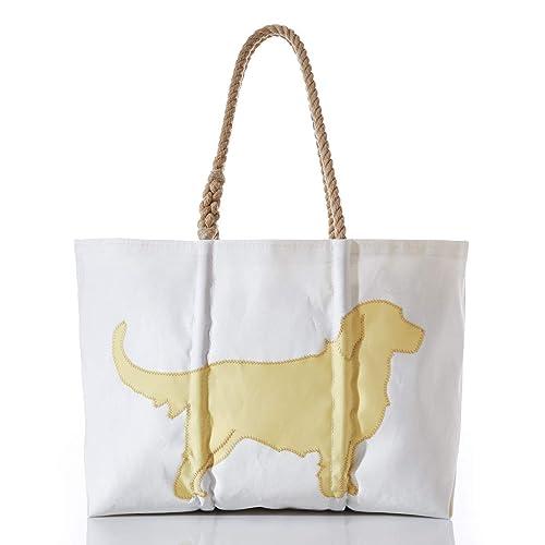 Amazon.com: dorado Retriever bolsa Bolsa de reciclado Sail ...