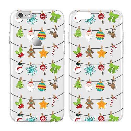 Christmas Iphone Case, Cool Christmas Gifts, Snowflakes , Frosty The Snowman Soft Flexible Transparent Skin, Scratch Proof Protective Slim Case for iPhone 5C