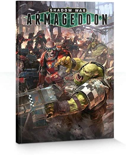 Amazon.com: Guerra de sombra: Armageddon Warhammer 40.000 ...
