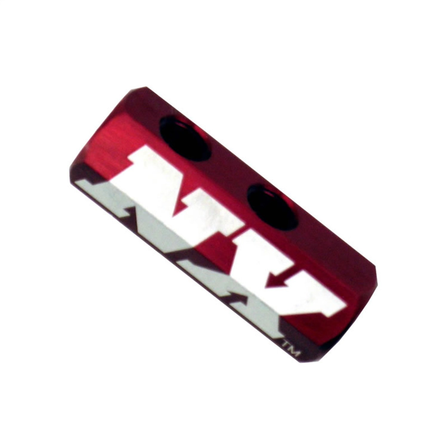 4 Out Distribution Hexagon Distribution Block Nitrous Express 16173R Red 1 In