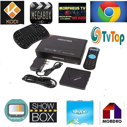 LHHY MXQ Pro HDTV Box Full HD 1080P up to 4K Android 7 1 64 Bit