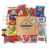 Korean Snack Box (22Type 25EA) Various Korean snacks, Chips, Cookies, Candy, Ramen Gift package