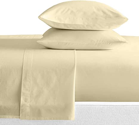Super Soft Egyptian Luxurious Comfort 2000 Series Bed Sheet Deep Pocket Sheets