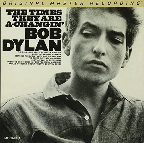 SACD : Bob Dylan - Times They Are A-changin\' (Hybrid SACD)