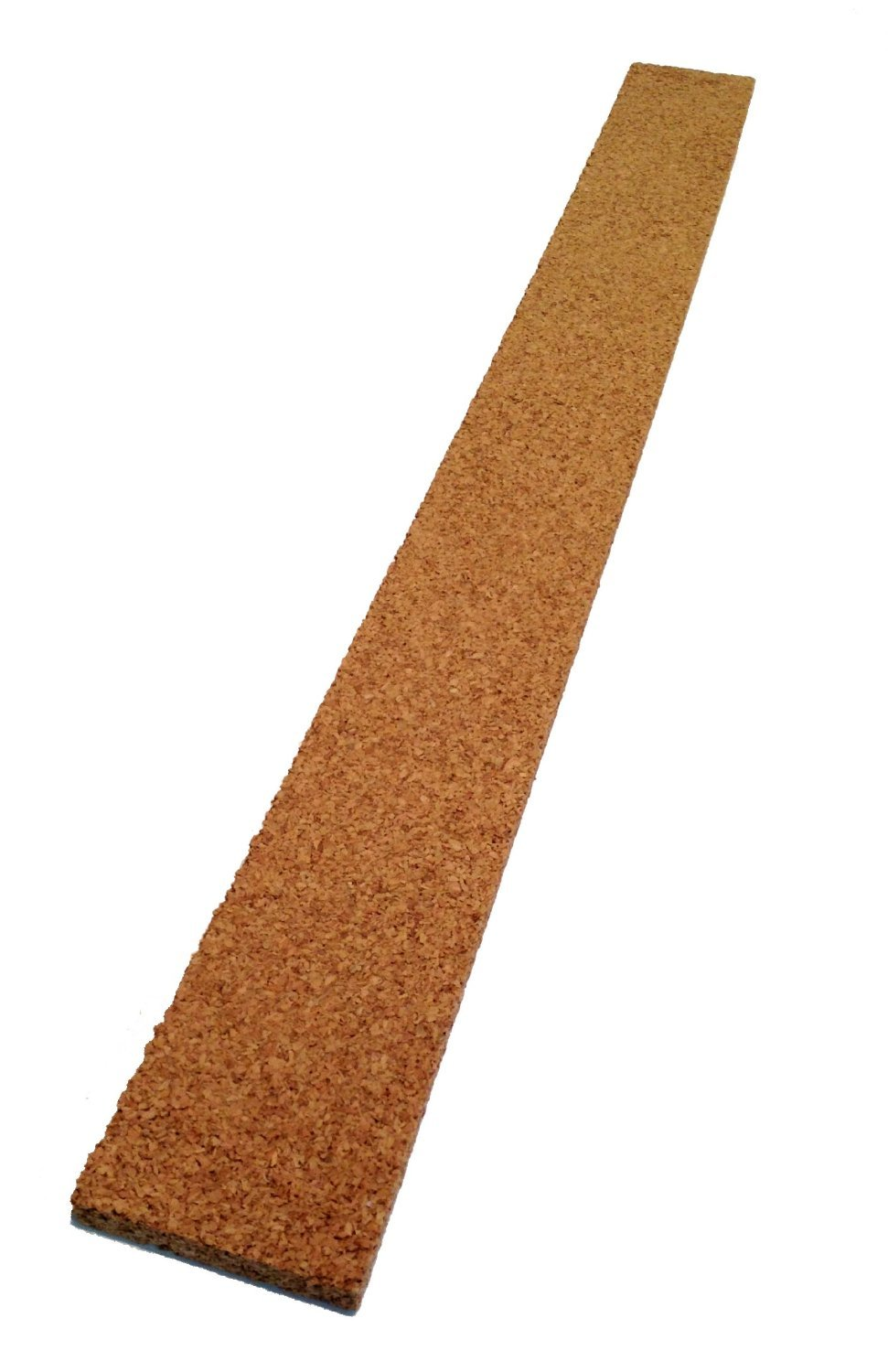 Thick Multi Purpose Cork Strips (Set of 8) Classroom Bulletin Board Bar 36 x 2.125 x 0.5 inches Jelinek Cork Group strip-qc2.625x36x1/2