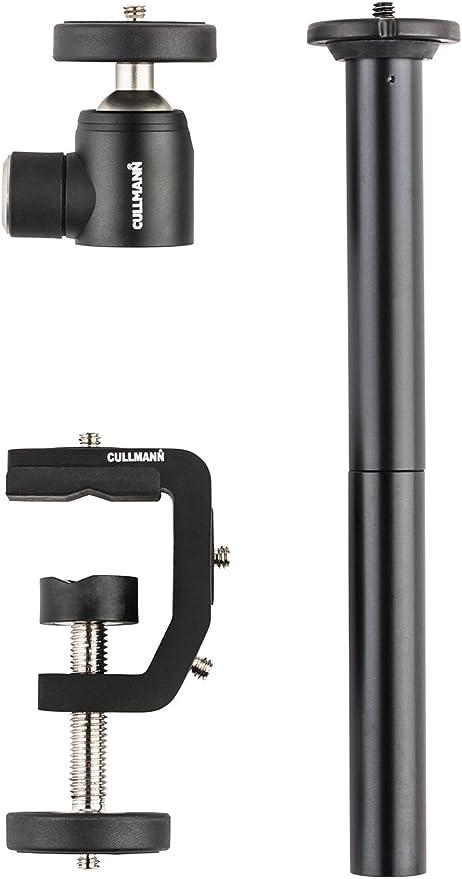 Cullmann Flexx Tabletop Zubehör Set 3 Teilig Für Kamera