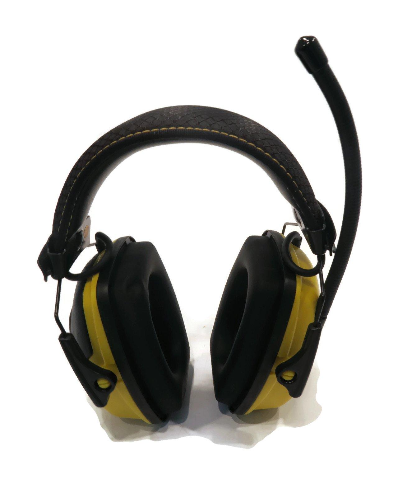 Stanley Sync Digital AM/FM/MP3 Radio Earmuff (RST-63012) by Stanley (Image #5)