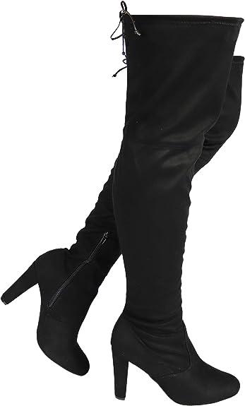 Thigh High Pullon Boot
