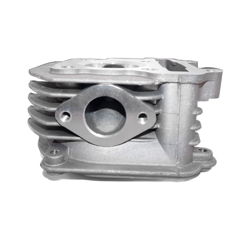 Complete Cylinder Head GY6 150cc (Cylinder Head, Valves, Springs, Seals) by MMG (Image #4)