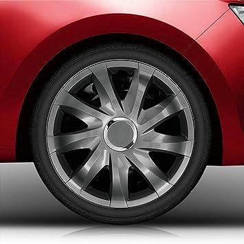 Autoteppich Stylers 14 14 Zoll Radkappen Radblenden 01 Rk Graphit Farbe Und Größe Wählbar Auto