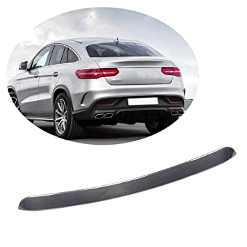 Para Mercedes Benz gle-class Coupe gle43 gle63 AMG 2015 2016 2017 mcarcar Kit Deflector