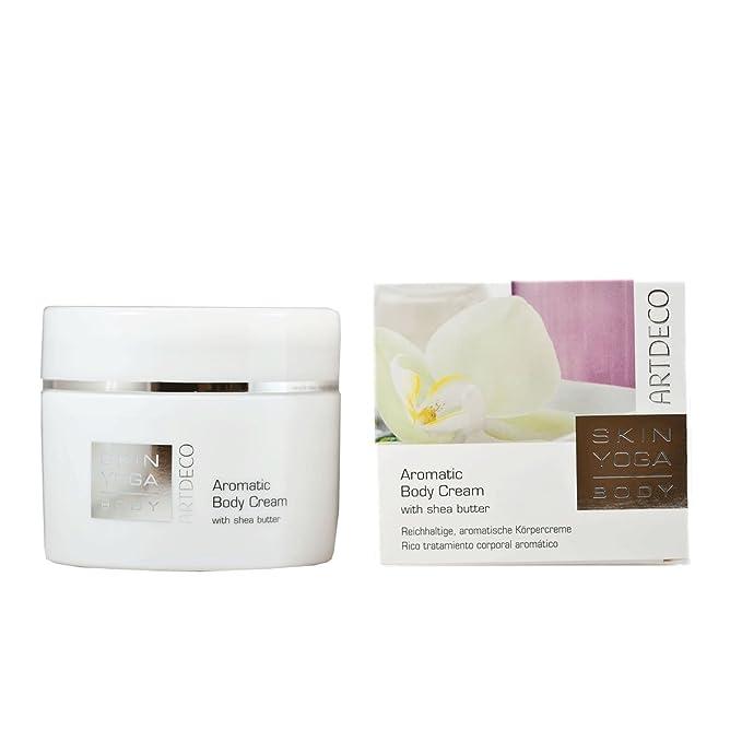 Artdeco Yoga Piel Cuerpo femme/mujer, aromático Body Cream ...