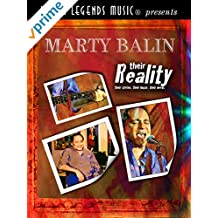 Living Legends Music® presents Marty Balin - their Reality. their stories. their music. their words.