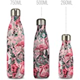 Chilly's Bottles BPA-Free Stainless Steel Reusable Water Bottle Double Walled Vacuum Insulated
