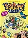 Sardine de l'Espace, tome 12 : Môssieur Susupe et Môssieur Krokro par Guibert