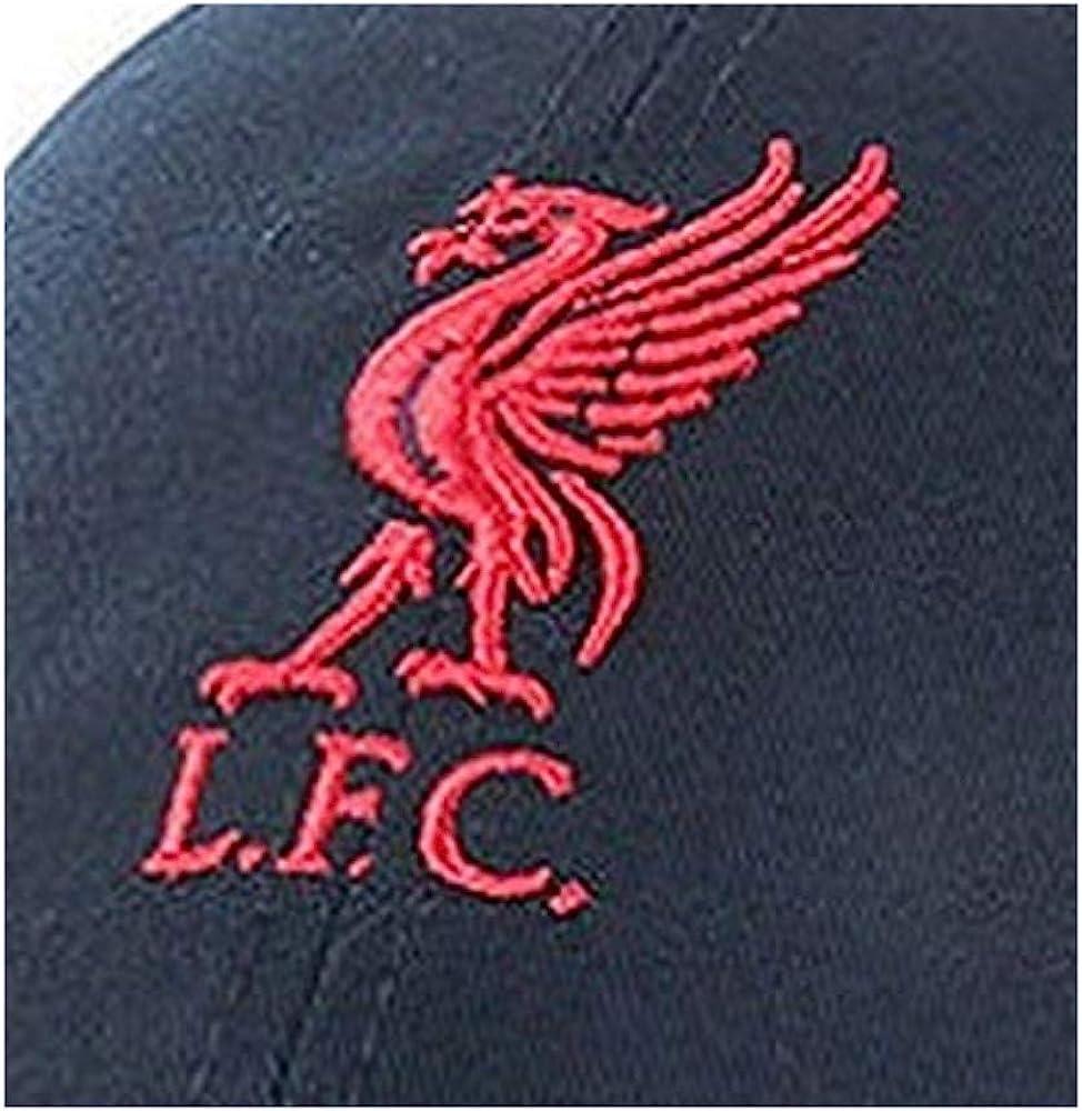 Liverpool FC Adults Official Football/Soccer Crest Baseball Cap