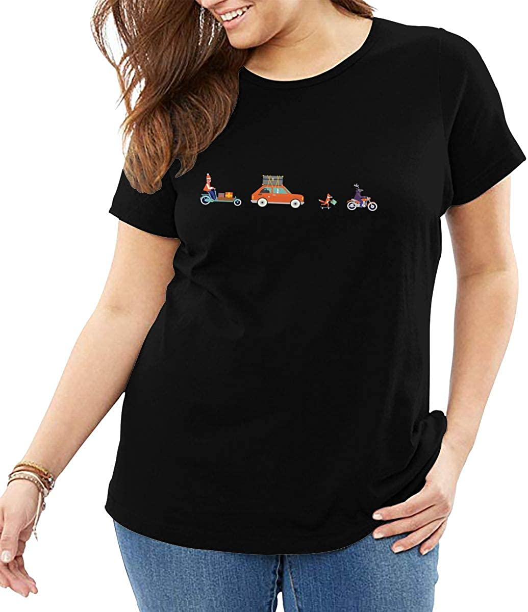 Amazon.com: Oversized T Shirts for Women Plus Size Shirts with ...