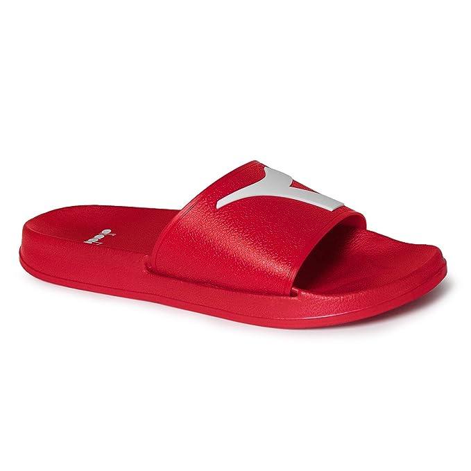 60% economico guarda bene le scarpe in vendita outlet in vendita Diadora Ciabatte Uomo/Donna Modello Crawl Vari Colori (Dark ...