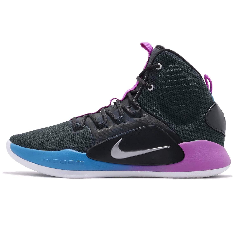 [ナイキ] ハイパーダンク X EP メンズ バスケットボール シューズ Hyperdunk X EP AO7890-002 [並行輸入品] B07K2Q96S5 COOL GREY/COOL GREY-TEAM RED 26.0 cm