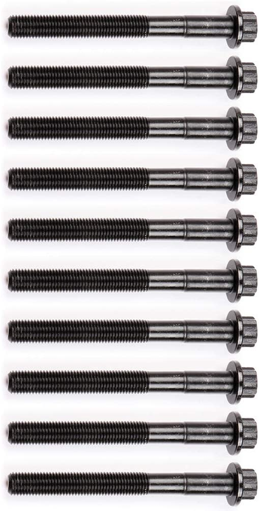 ECCPP Engine Head Bolts Kit Replacement fit for 1987-2001 Toyota 2.0L 2.2L