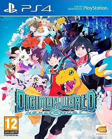 Digimon World: Next Order: Amazon.es: Videojuegos