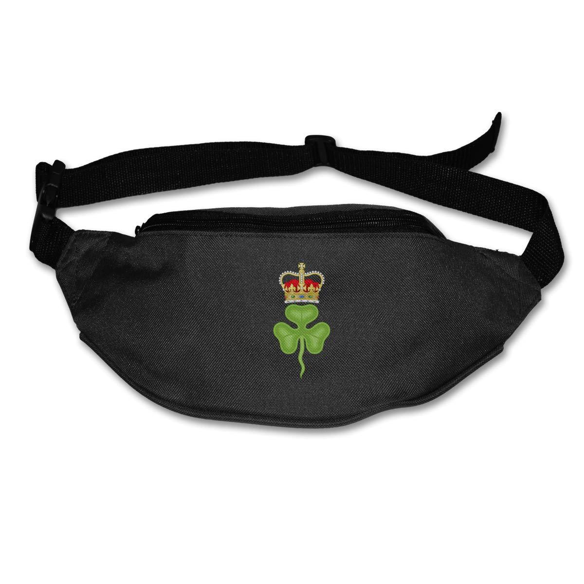 Crown Clover Sport Waist Packs Fanny Pack Adjustable For Run