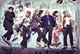 BANGTAN BOYS 2nd KPOP BTS WINGS Vol. 2 Album [ G Version ] CD + Poster + Photobook + Photocard + Gift