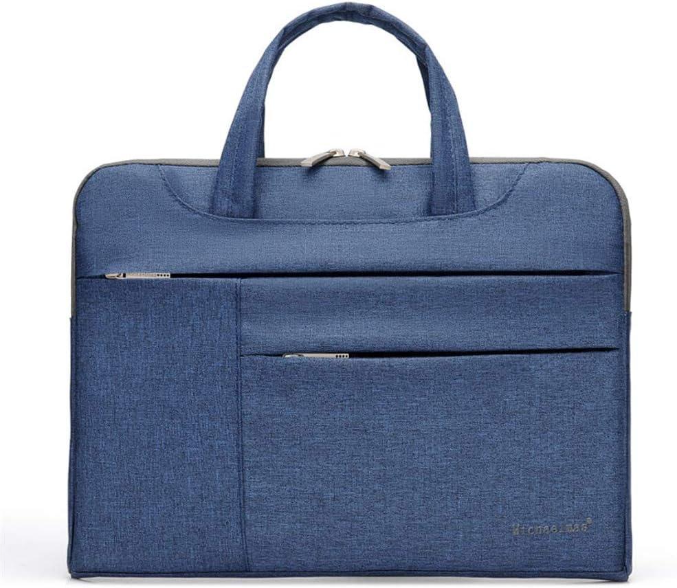 Color : Green, Size : 11 Laptop Messenger Bag Laptop Bag Multi-Function Multi-Color Liner Bag 11//13//14//15//13.3//15.6 Nylon Waterproof Notebook Bag