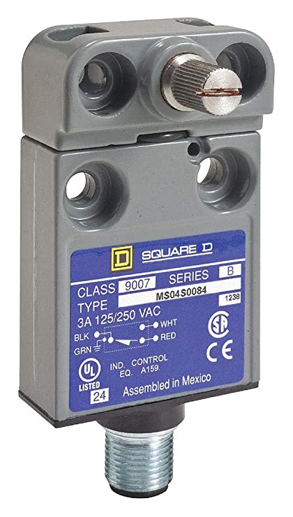 Amazon.com: Rotary, No Lever General Purpose Limit Switch ...