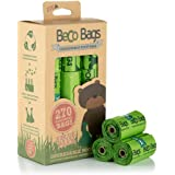 Beco 270 Large Unscented Poop Bags for Dogs
