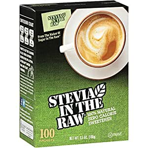 Stevia In The Raw, 100-Count Packets