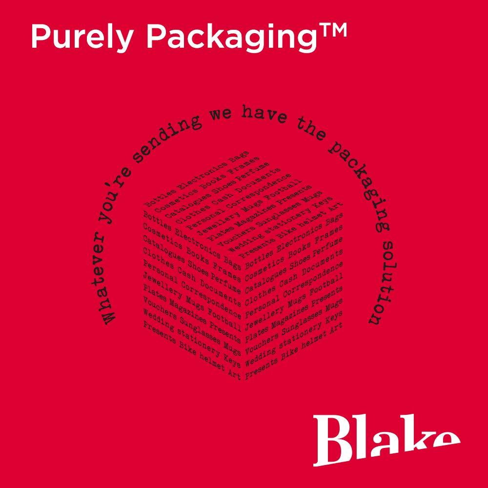 Buste da lettere confezione da 200 colore: Bianco Blake Purely Packaging PPA6-RS 239 x 164 mm