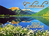 Colorado Spiral Calendar - 12 Month 9780972602211