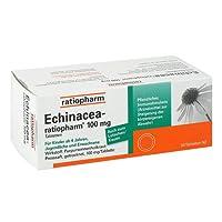 Echinacea-ratiopharm 100 mg Tabletten, 50 St.