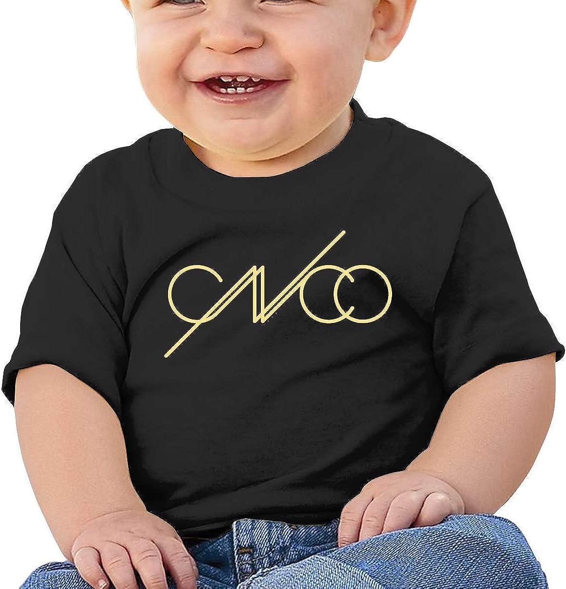 Camiseta de Manga Corta para niños, Cnco Short Sleeve Baby ...