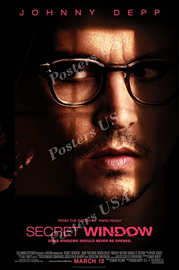 Amazon.com: Carteles EE. UU. – Póster de ventana película ...