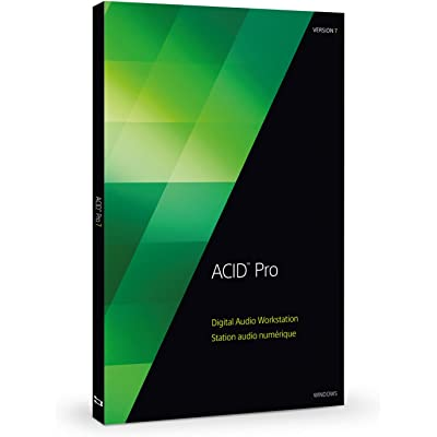 Sony ACID Pro 7 (PC CD)