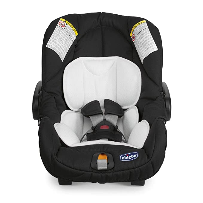 Chicco 04079064700000 baby car seat - Silla de coche (0+ (0-13 kg; 0-15 meses), 3-point, Against the traffic, Azul, Rojo): Amazon.es: Bebé